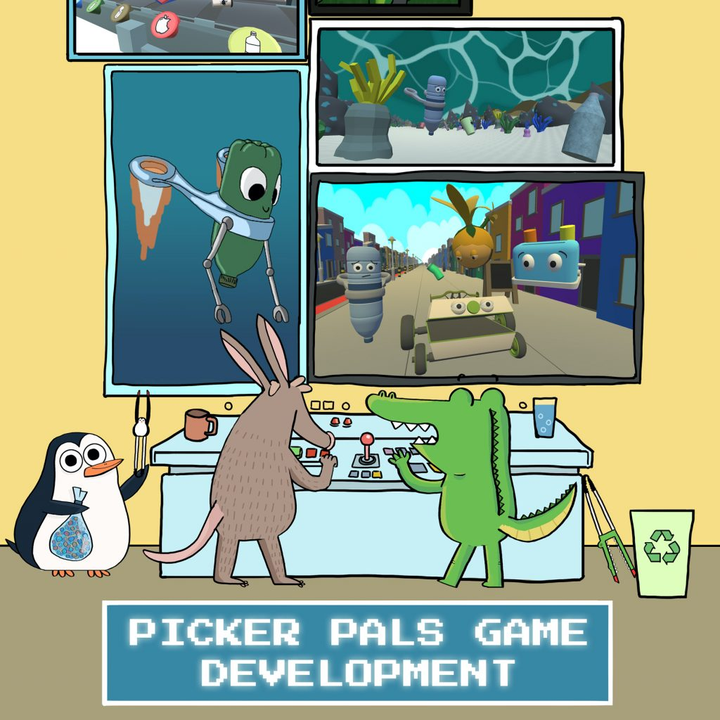 Picker Pals Game Makers