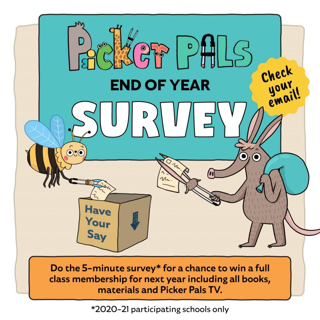 Picker Pals Survey